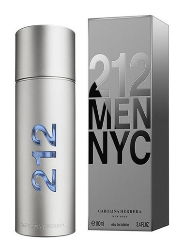 Carolina Herrera 212 Men Edt 100 Ml Erkek Parfüm Renksiz